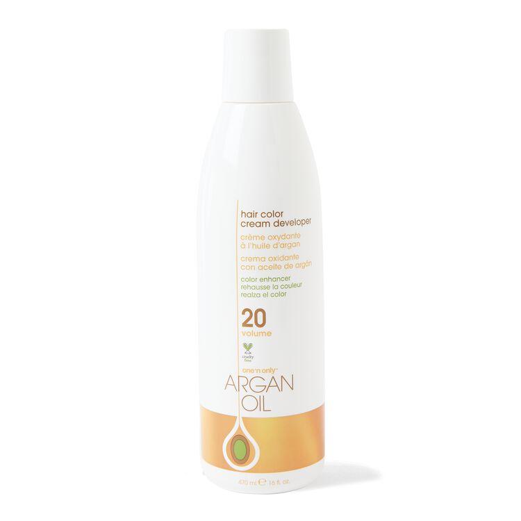 Argan Oil 20 Volume Developer