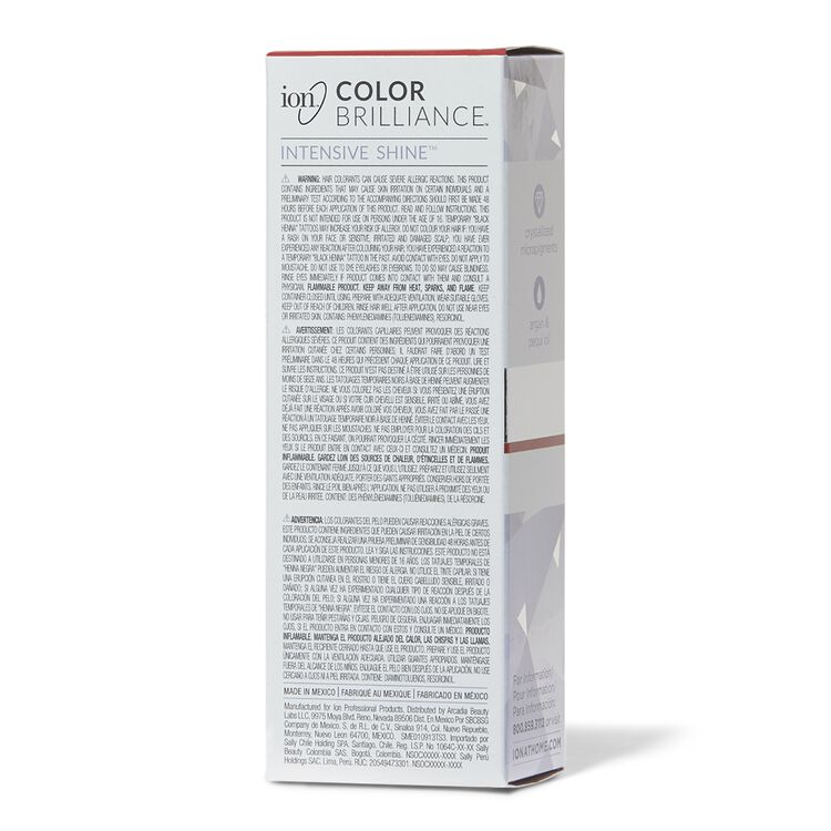 4RV Medium Burgundy Brown Permanent Liquid Hair Color