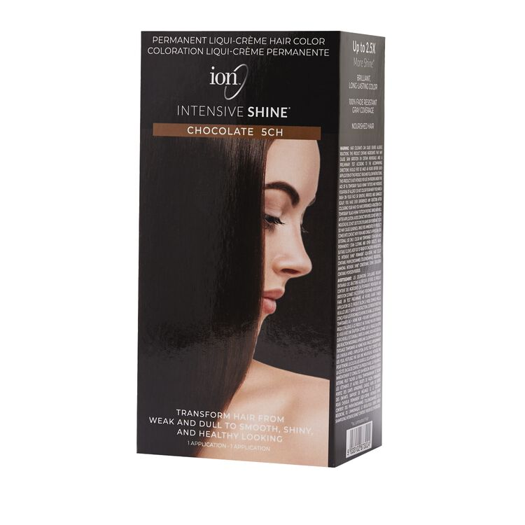 Intensive Shine Hair Color Kit Chocolate 5CH