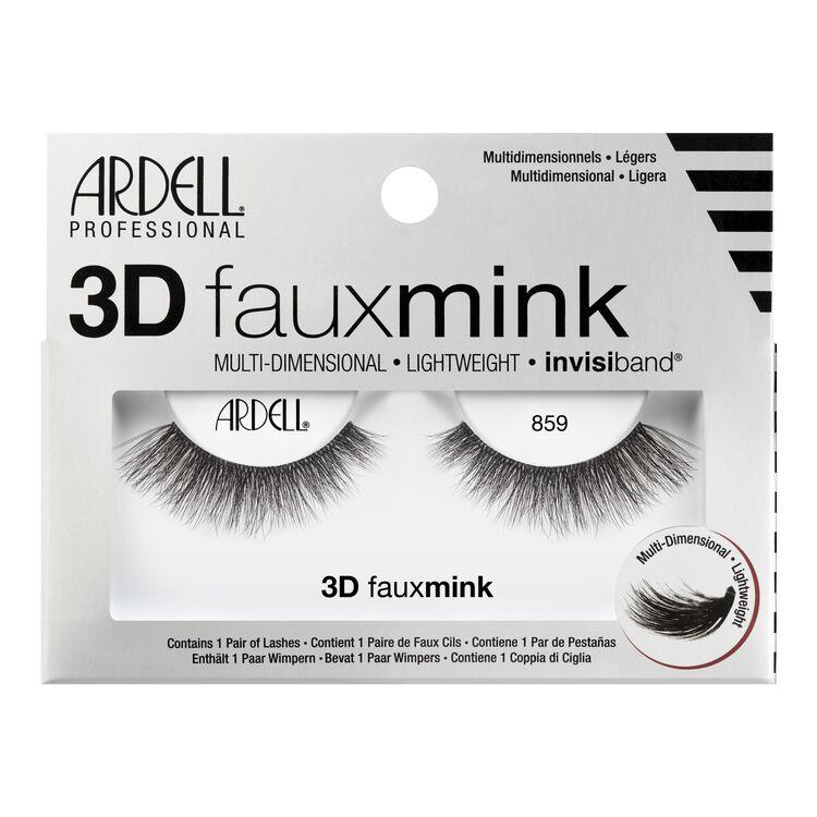 3D Faux Mink 859 Lashes