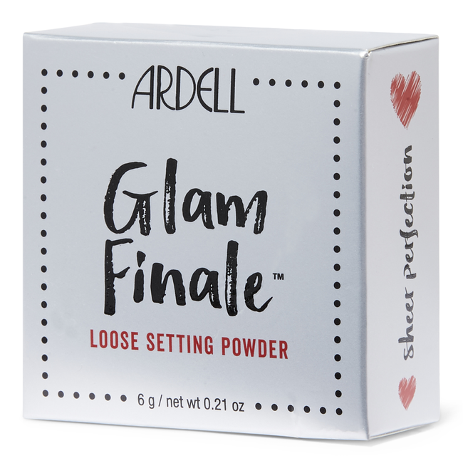 Glam Finale Loose Setting Powder Translucent