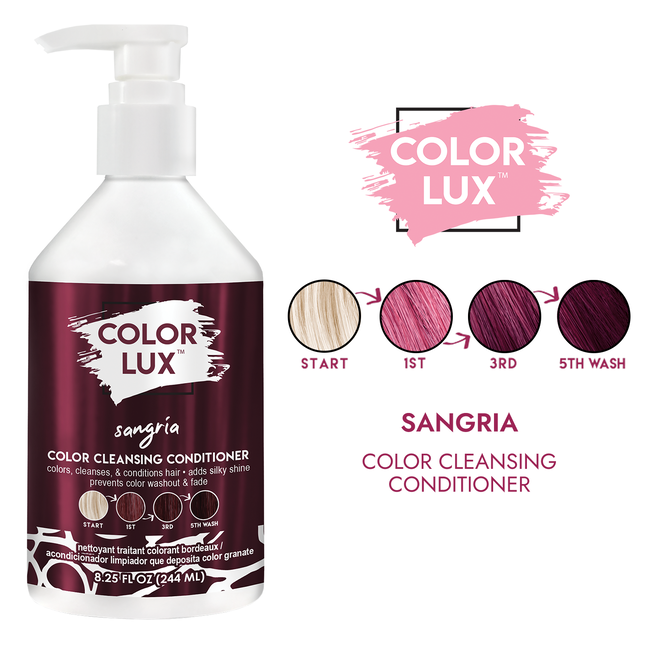 Color Cleansing Conditioner Sangria