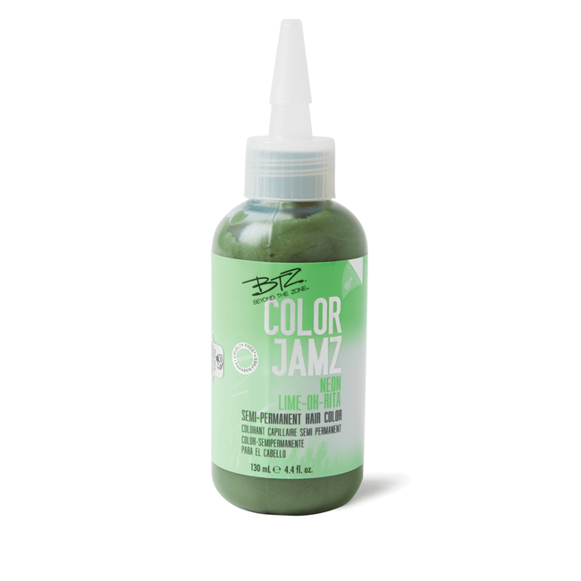 Color Jamz Neons Lime-Oh-Rita Semi Permanent Hair Color