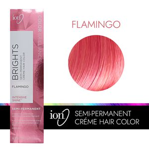 Flamingo Semi Permanent Hair Color