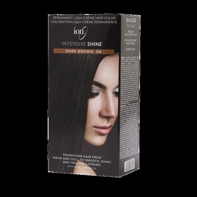 Intensive Shine Hair Color Kit Dark Brown 3N
