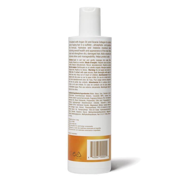 Argan Oil Moisture Repair Shampoo 12 oz