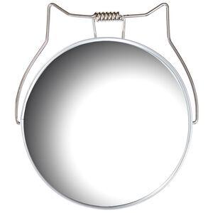 Chrome Travel Shave Mirror (1X/ 3X)