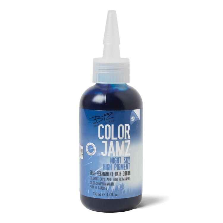 Color Jamz After Dark Night Sky Semi Permanent Hair Color