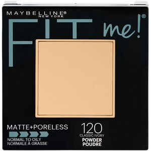 Fit Me Matte + Poreless Powder Classic Ivory