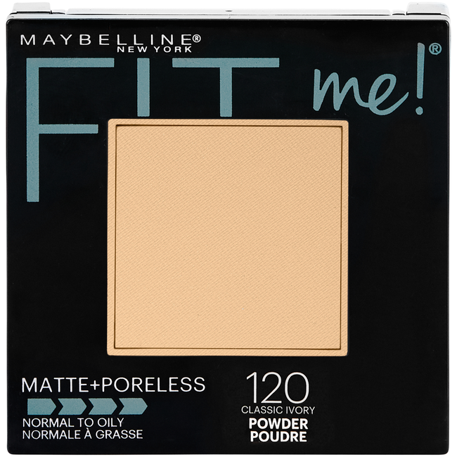 Fit Me Matte + Poreless Powder Classic Ivory