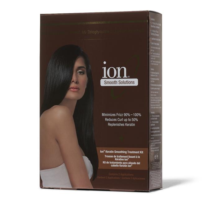 Keratin Smoothing Treatment Kit