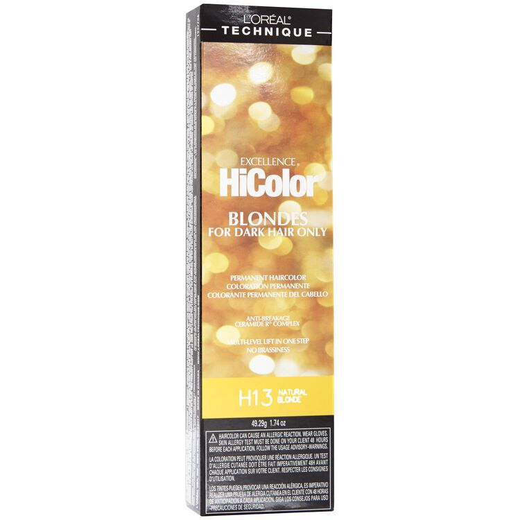 L'Oreal Excellence HiColor Natural Blonde