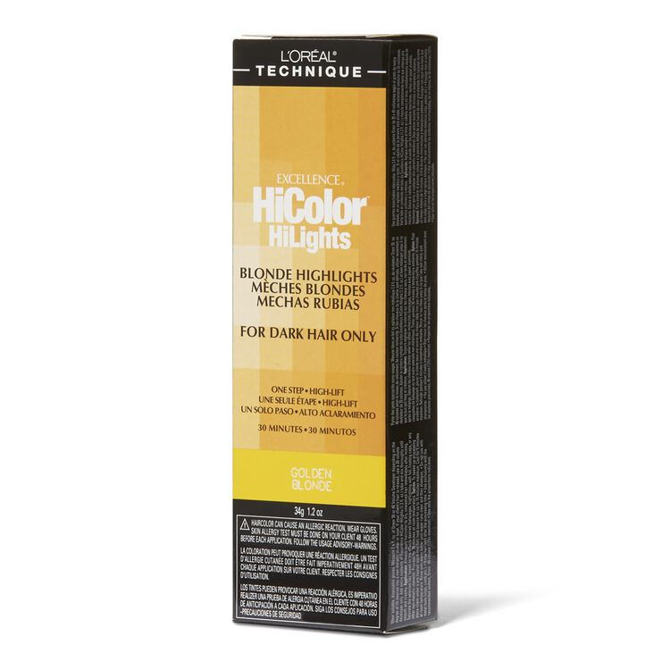 L'Oreal Excellence HiColor Golden Blonde