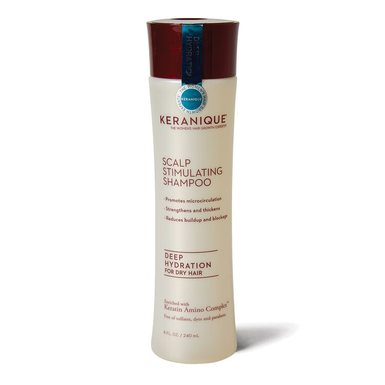 Deep Hydration Scalp Stimulating Shampoo