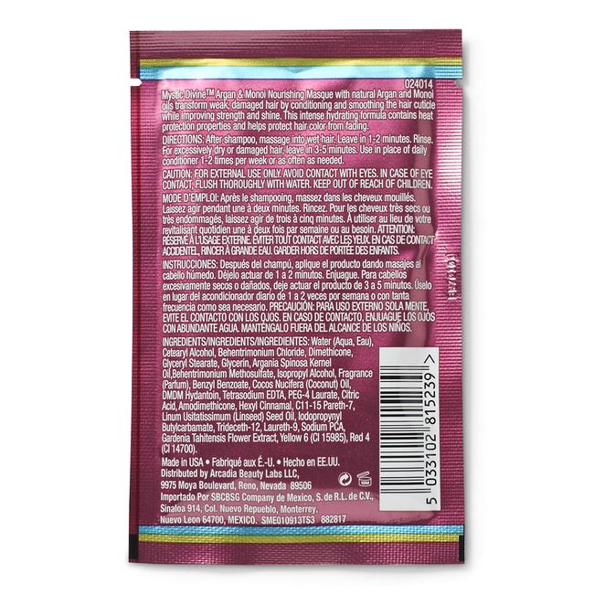 Nourishing Masque Packette
