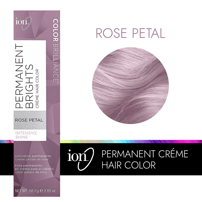 Permanent Brights Creme Hair Color Rose Petals