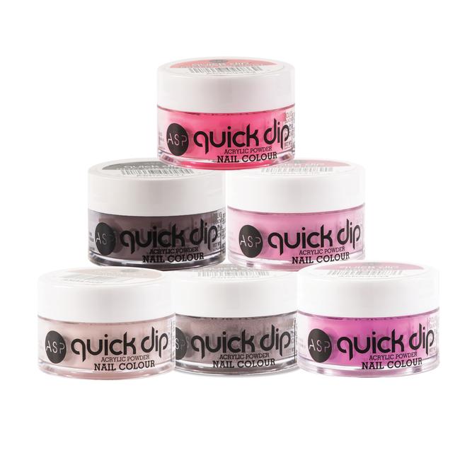 Quick Dip Powders
