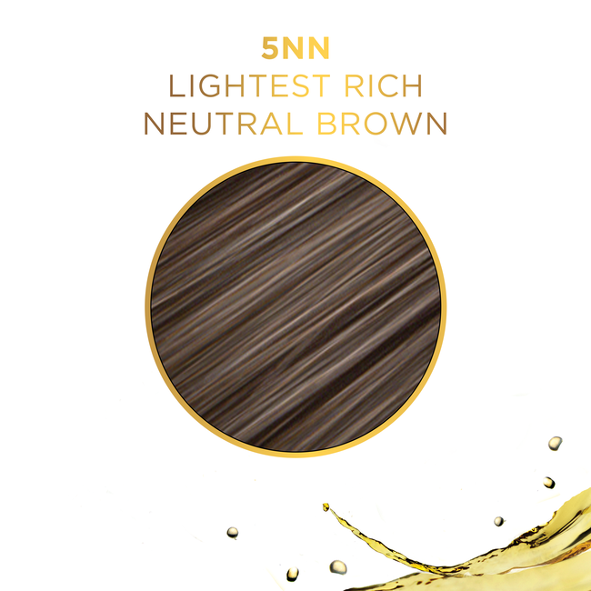 5NN Lightest Rich Neutral Brown LiquiColor Permanent Hair Color