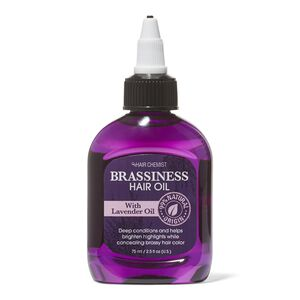 Brassiness Hair Oil with Lavender