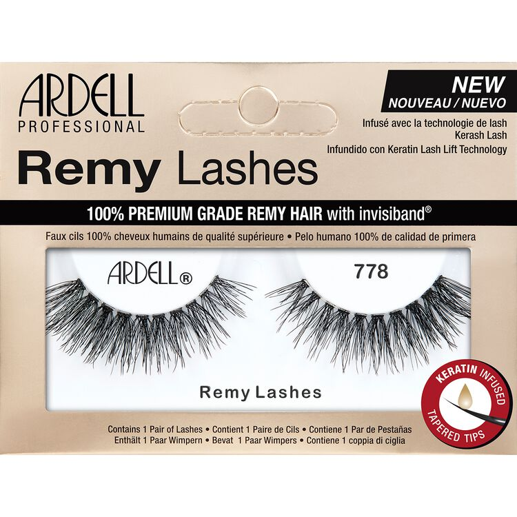 Remy #778 Lashes