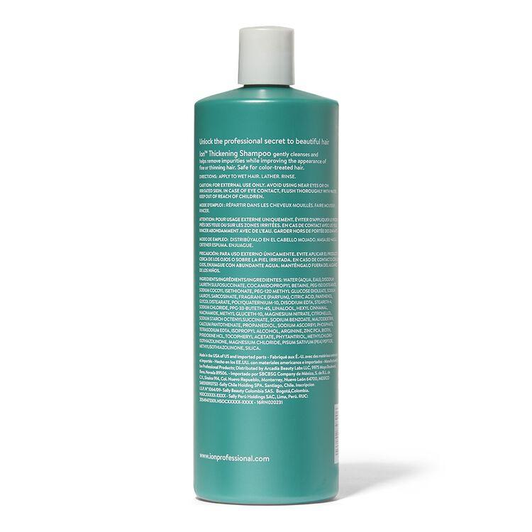 Thickening Shampoo