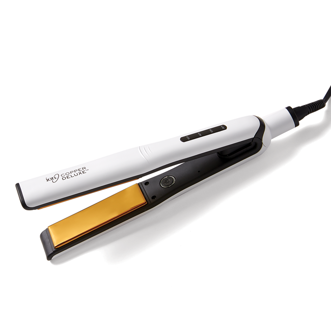Copper Straightening Iron 1 1/4 Inch