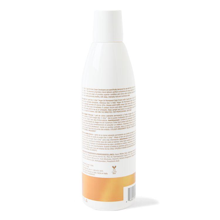 Argan Oil 20 Volume Developer 16 oz
