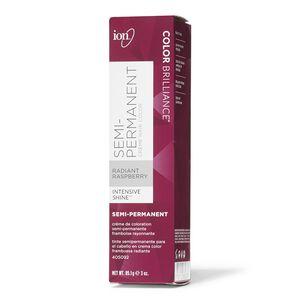 Radiant Raspberry Semi Permanent Hair Color
