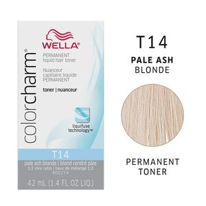Color Charm Pale Ash Blonde Toner