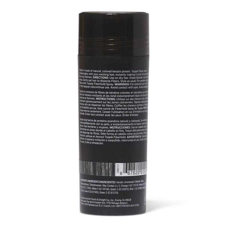 Black Hair Building Fibers