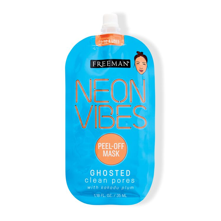 Neon Vibes Ghosted Clean Pores Peel-Off Mask