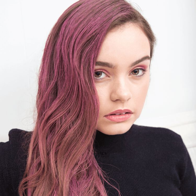 Poser Paste Temporary Hair Makeup