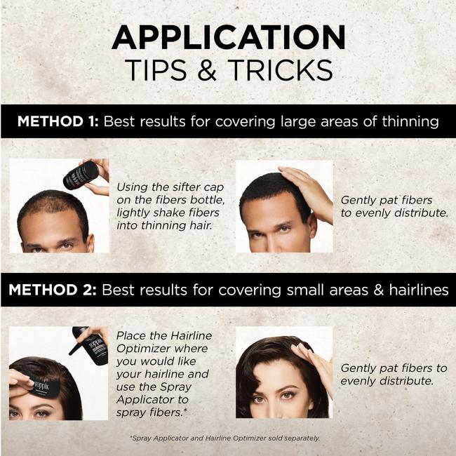 .97 Ounce Hair Building Fibers