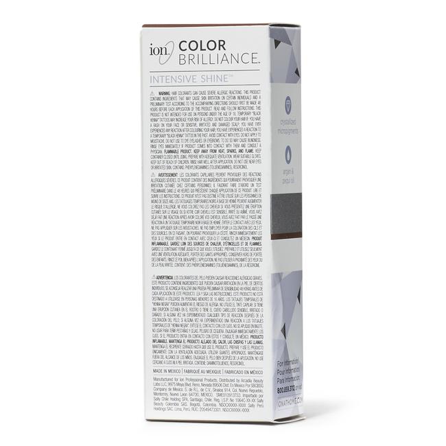 5NN Light Intense Brown Permanent Liquid Hair Color