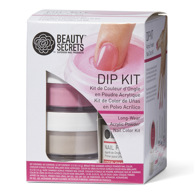 Dip Kit Powder Nail Color System