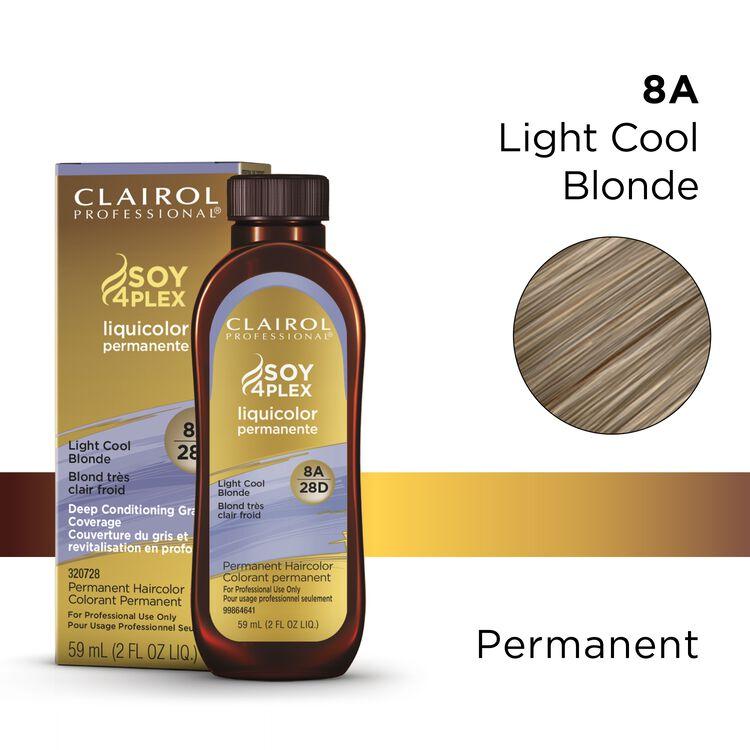 Clairol Pro Liquicolor 28D Autumn Mist