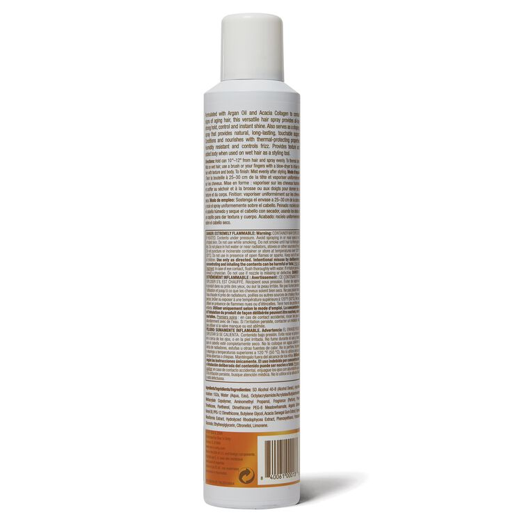 Argan Oil Hairspray