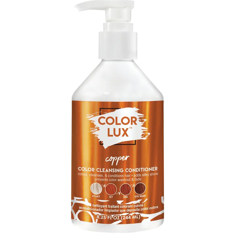 Color Cleansing Conditioner Copper