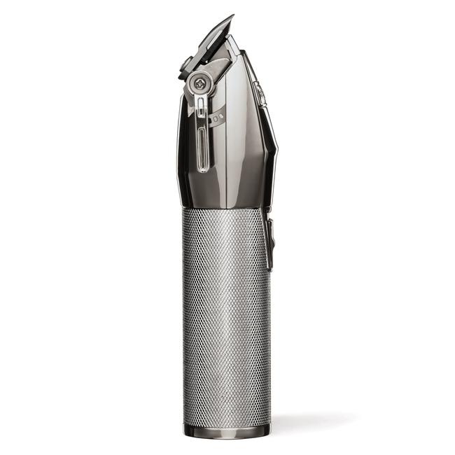 Silver Metals Cordless Clipper