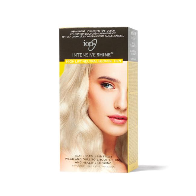 Intensive Shine Hair Color Kit High Lift Neutral Blonde HLN