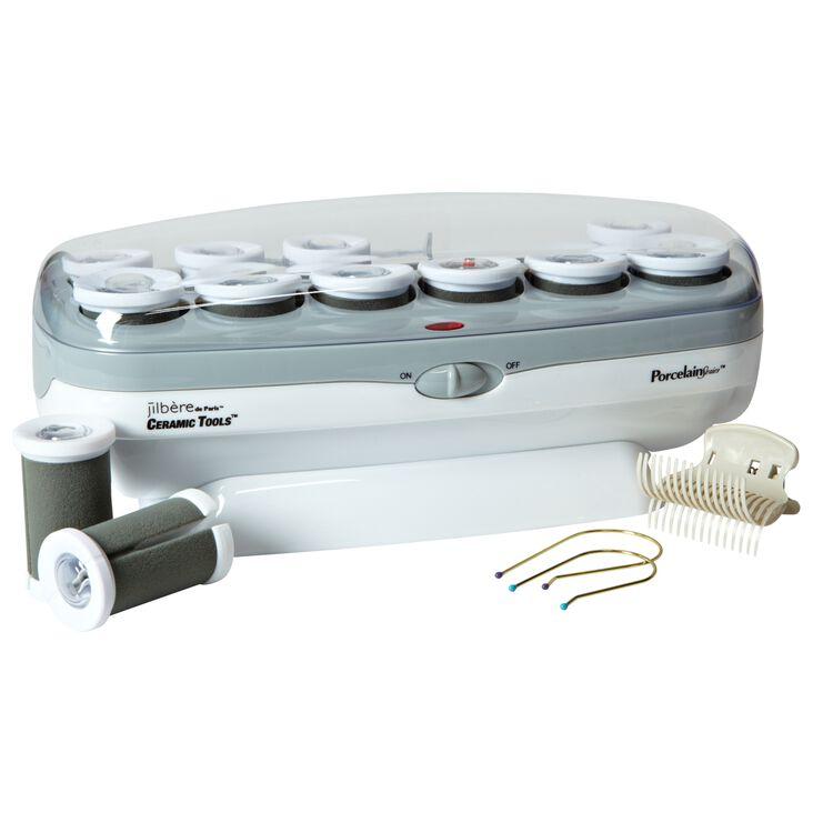 Instant Heat Ceramic 12 Roller Hair Setter