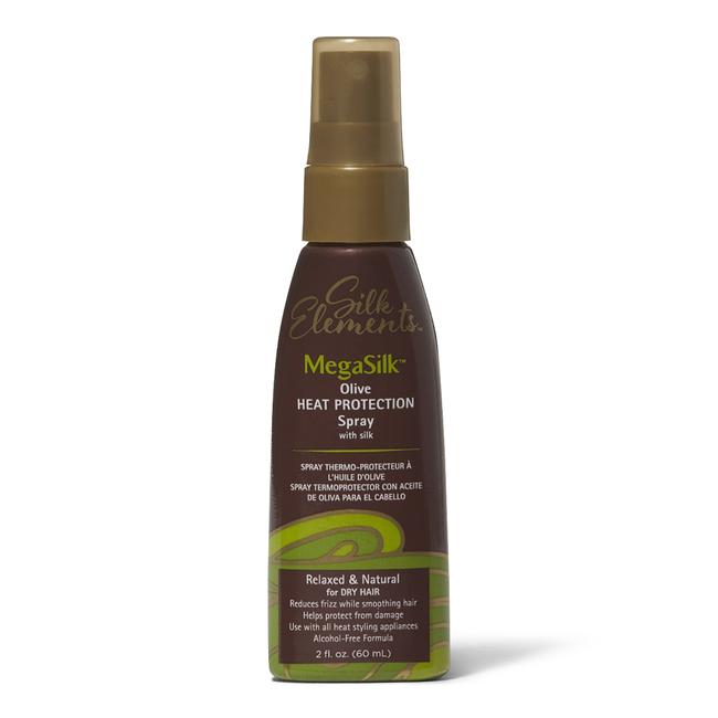 MegaSilk Olive Heat Protection Travel Spray