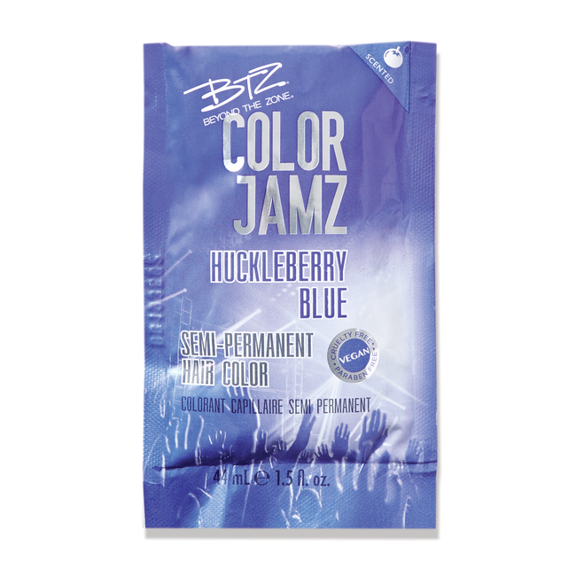Color Jamz Singles Huckleberry Blue