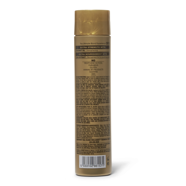 Temporary Color Care Ash Lathering Toner