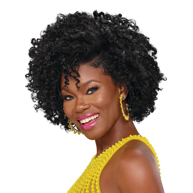 Exotic Shine Intense Black Permanent Hair Color