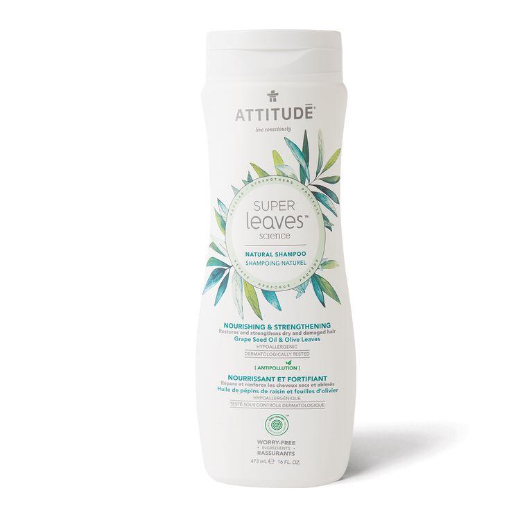 Nourishing & Strengthening Shampoo