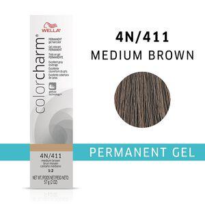 Color Charm Tube 411/4N Medium Brown