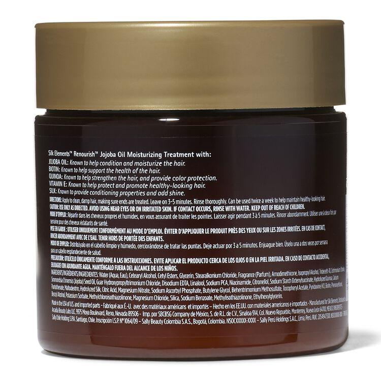 Jojoba Oil Moisturizing Treatment