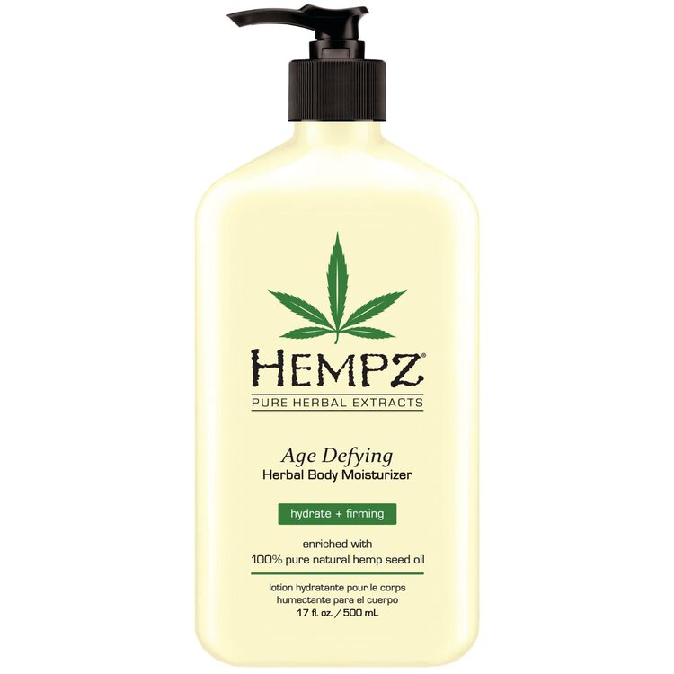 Age Defying Herbal Body Moisturizer