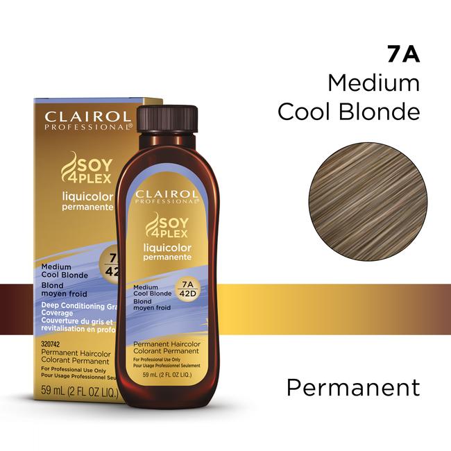 Clairol Pro Liquicolor 42D Moongold